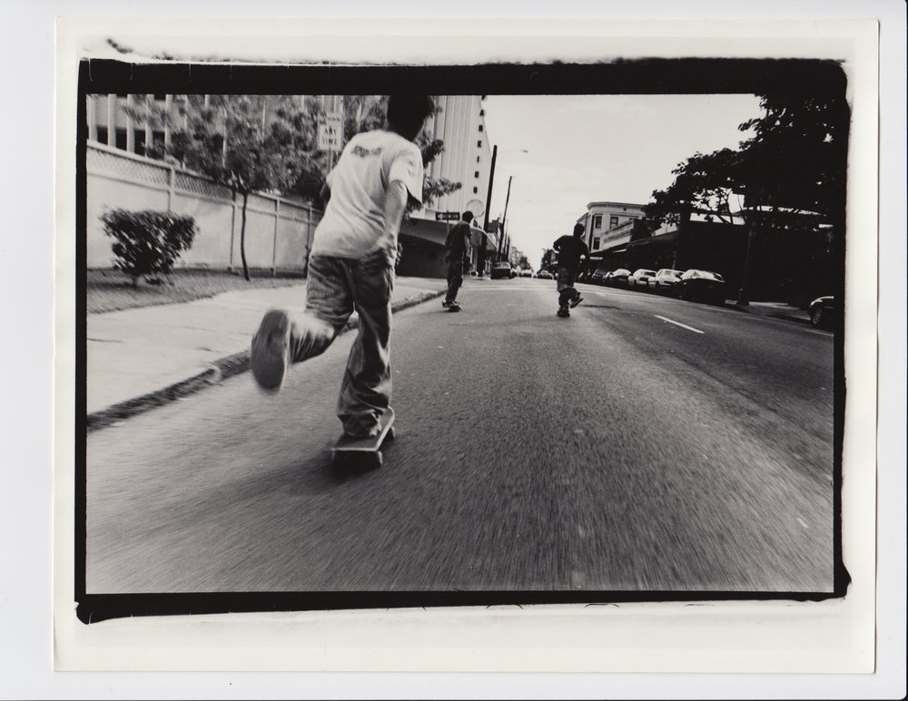 HNL: A BRIEF HISTORY OF SKATING IN HONOLULU