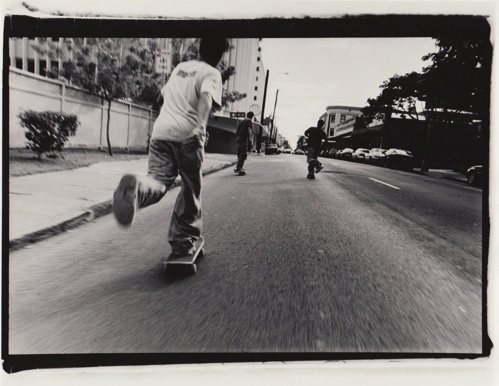 HNL - A very brief history of skateboarding in Honolulu.