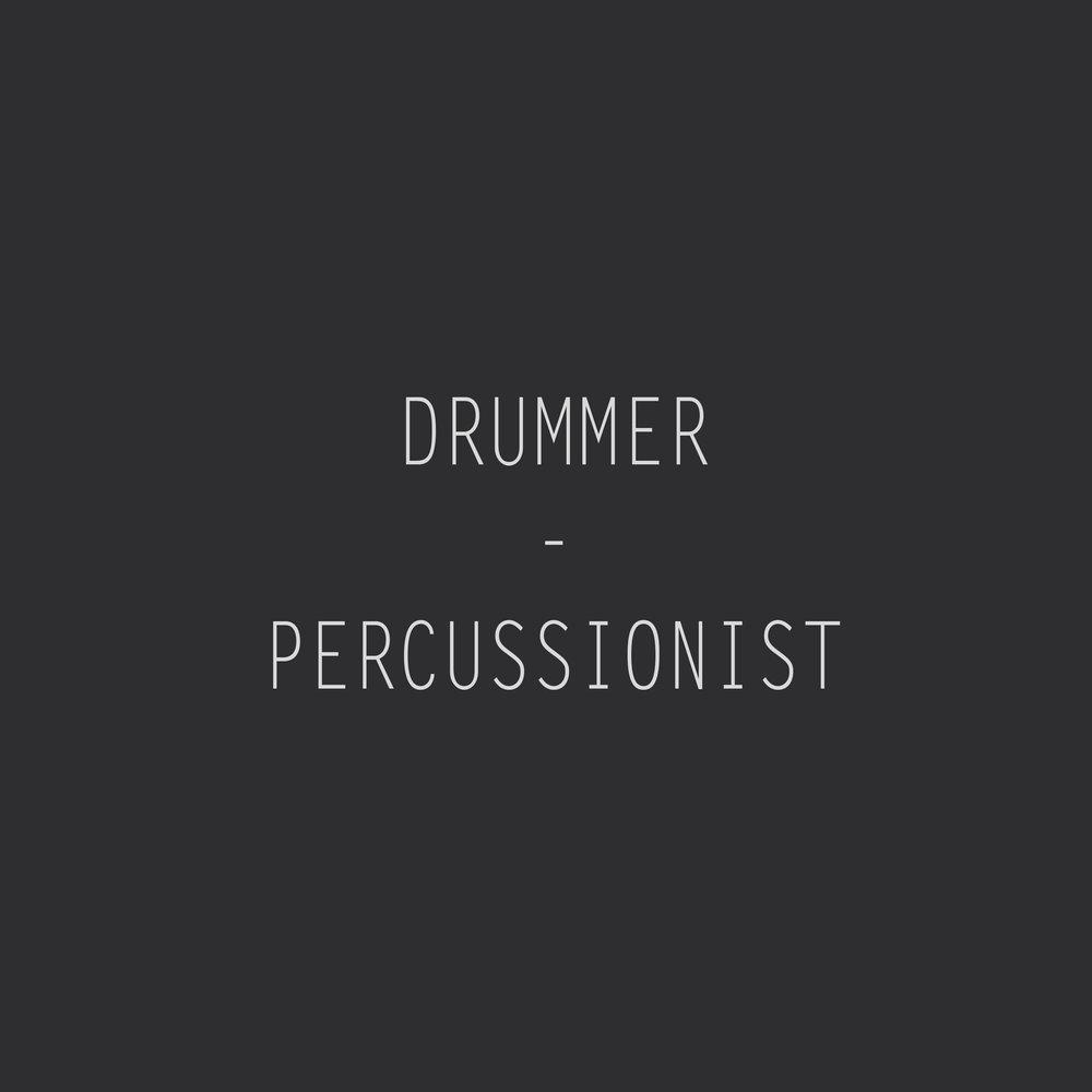 Josh Carvalho Drummer | Percussionist joshuacarv@gmail.com
