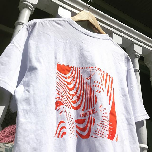 Want to get your hands on a fresh, hand-printed Lowtide t-shirt? Slide in our DM's with any photos or videos you have of our events, or email  them to hello@lowtide.co.nz. The best shot will cop 📸 // More details on where you can get your hands on one of these badboys coming soon... 👀