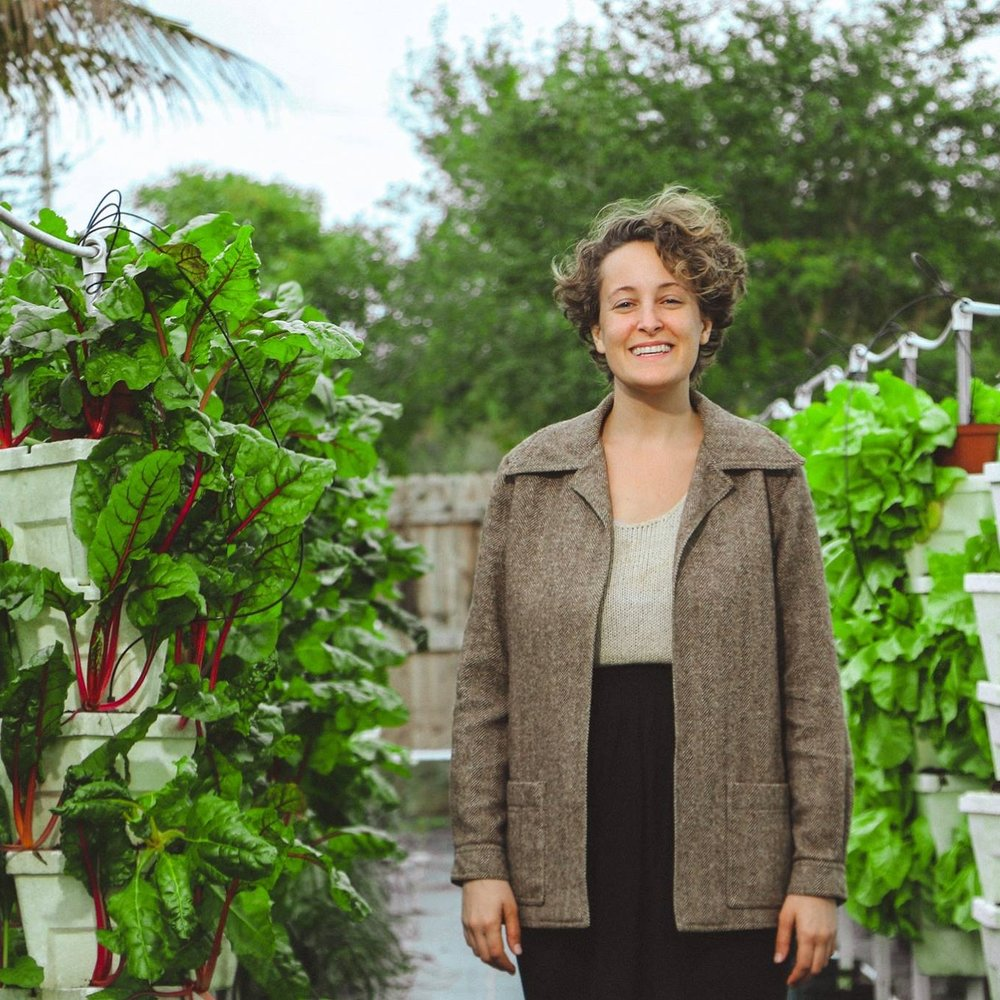Jackie Vitale, Ground Floor Farm