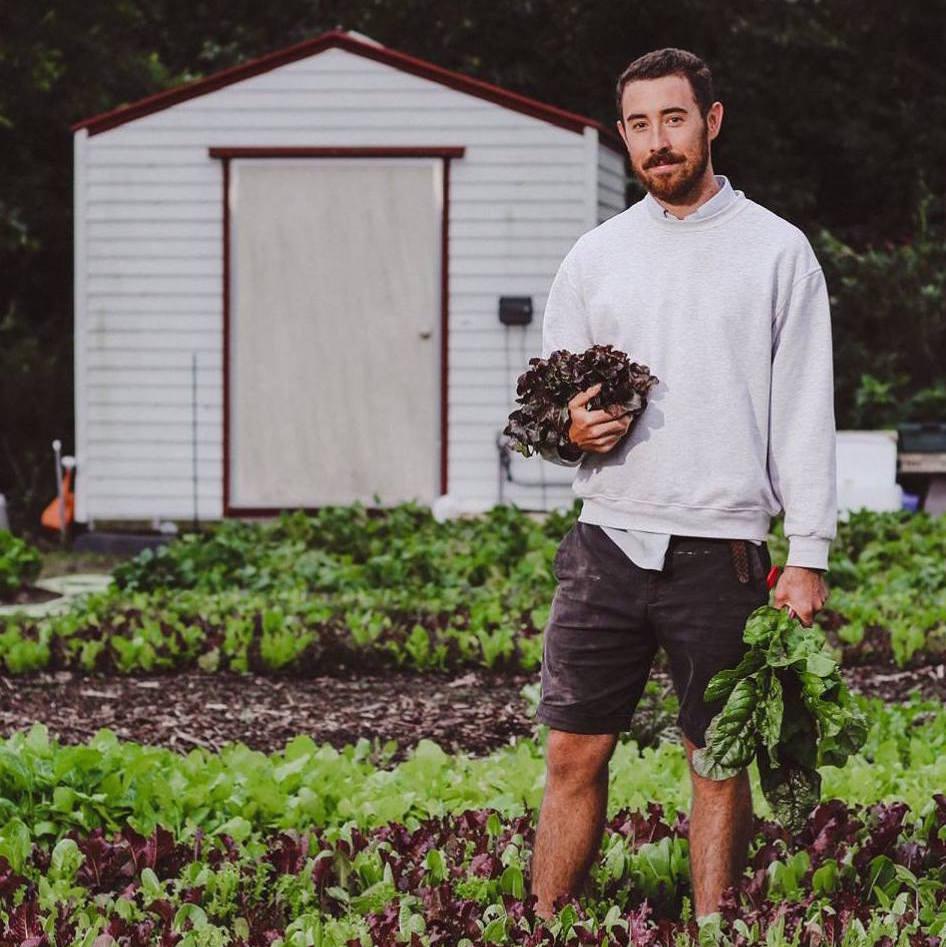 Mike Meier, Ground Floor Farm