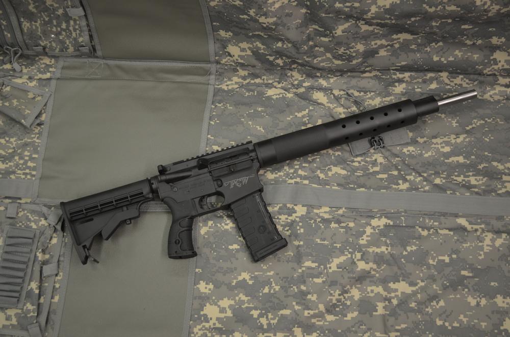 FCW 15 Varmint Rifle