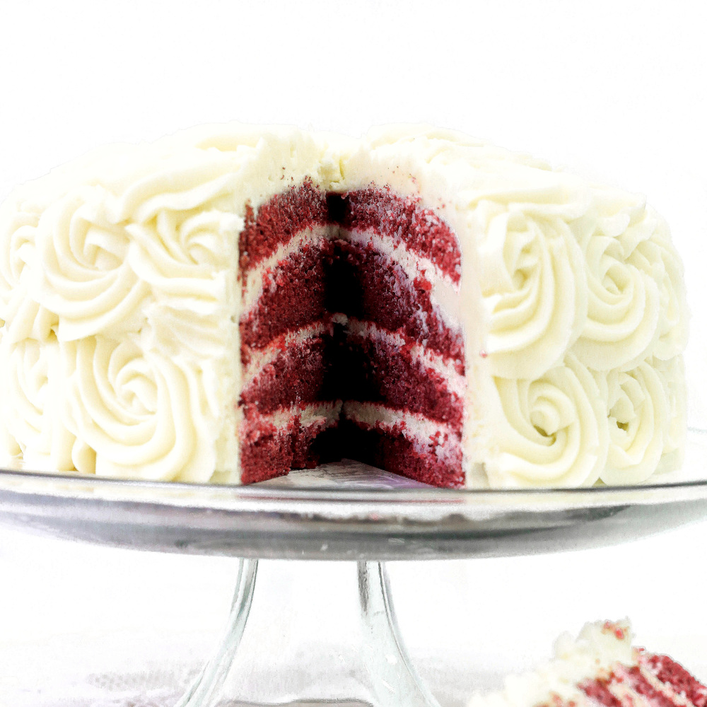 Red Velvet Cake   9"