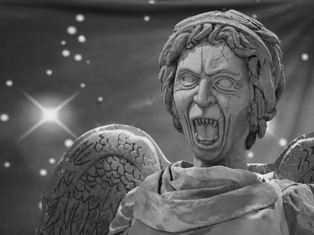 """""""Weeping Angel"""" - Doctor Who"""