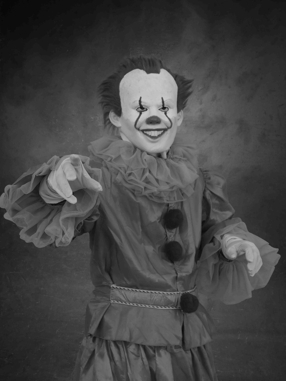 Pennywise - Inspired by the Stephen King Book