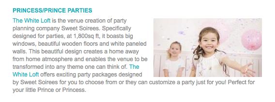 Little Steps Themed Parties For Kids, September 2016 pg1.png