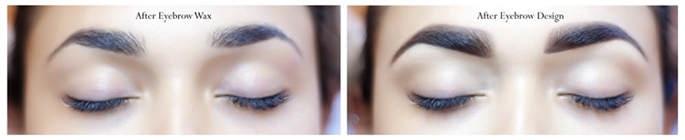 eyebrow wax design San Antonio
