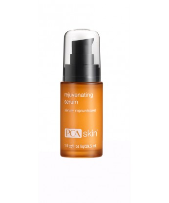This epidermal growth factor (EGF) serum helps to minimize the appearance of fine lines and wrinkles and leaves skin glowing. This blend of EGF, botanicals and antioxidants is formulated for those with aging skin.