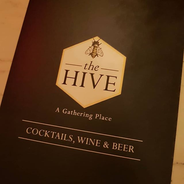Checked out this soon to open gathering spot in williburg last night: delicious food, yummy cocktails (swipe to see The Smith Method), nice beers and let's talk about the fries...love the dip options.  #thehiveburger #thehivewburg #cocktails #beer #neighborhoodeats #deliciouspairings #deliciouseats