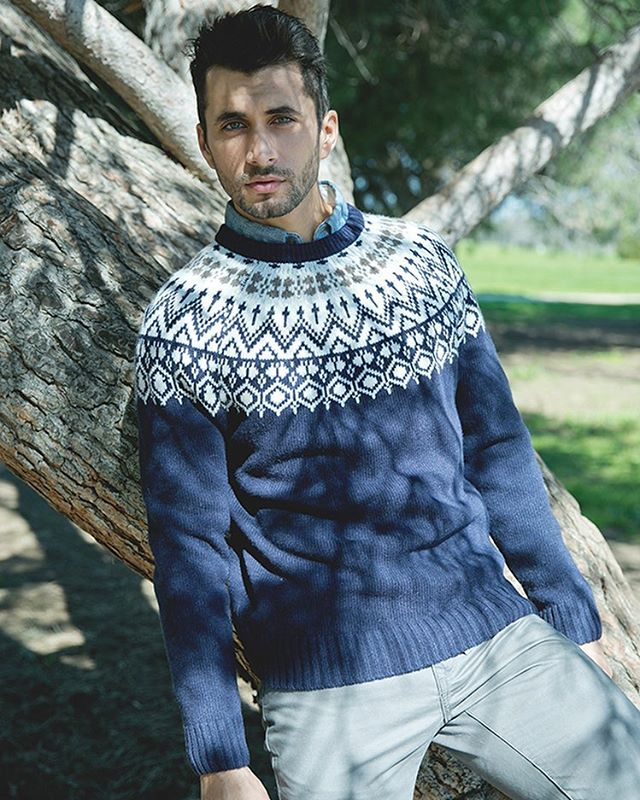 Nordic sweater from fall collection.. coming to stores soon #nordicsweaters #fall2017 #fall2017menswear #menswearbrand #fall2017 #menssweater #barque #barquenewyork