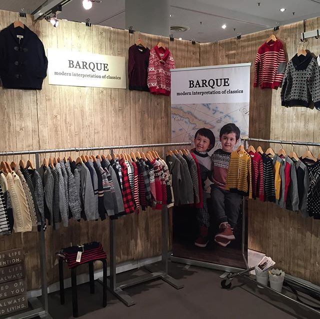 We are showing FW18 collection @childrensclub at @javitscenter in NYC!! Come visit us at booth#1031!! #childrens #childrensclub #barquekids #childrenswear #childrenswearboutique #childrenswearboutiques #childrenswearshows