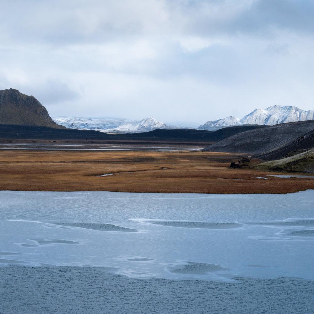 Photo Gallery    Central Highlands of Fjallabak