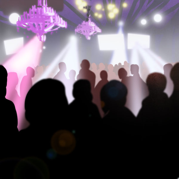An Underground Club