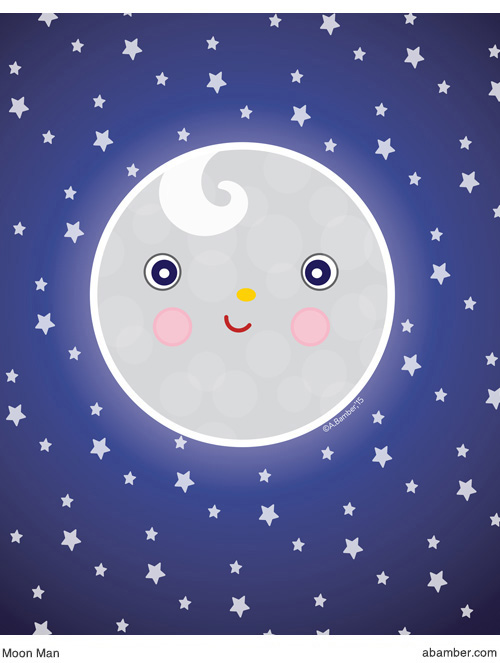 ABamber_Kids_Nursery_Moon_Illustration_Print