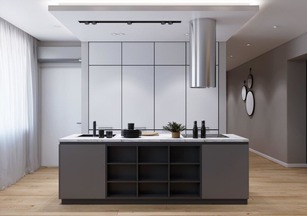Kitchen_Azari Architects