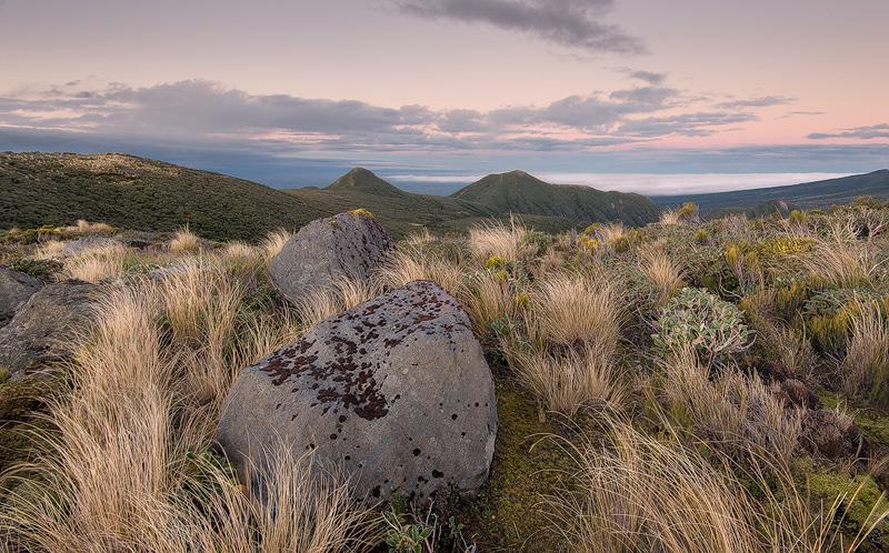 Mt Taranaki hike
