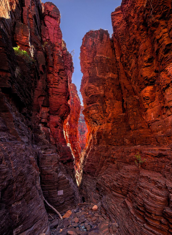 Knox Gorge