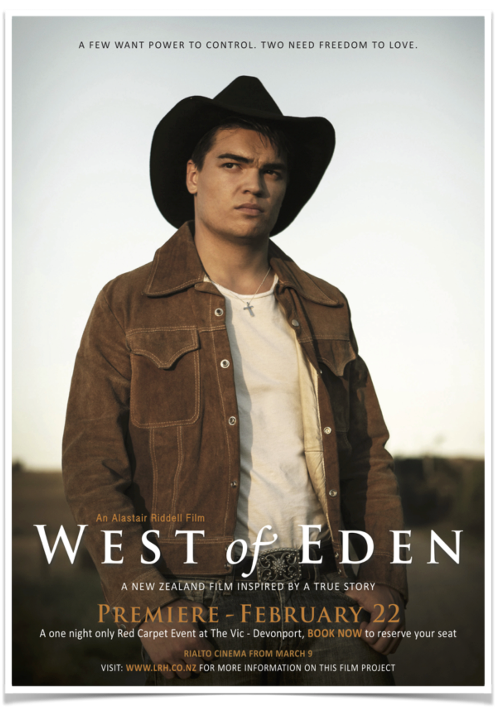 West of Eden Flyer