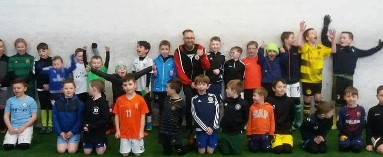 EASTER CAMP 2018 WITH SPECIAL GUEST KIERAN BEECH (UK STREET NATIONAL COACH)