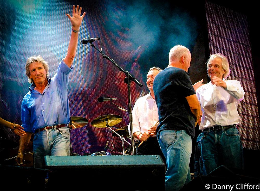 Live 8, 2005, London