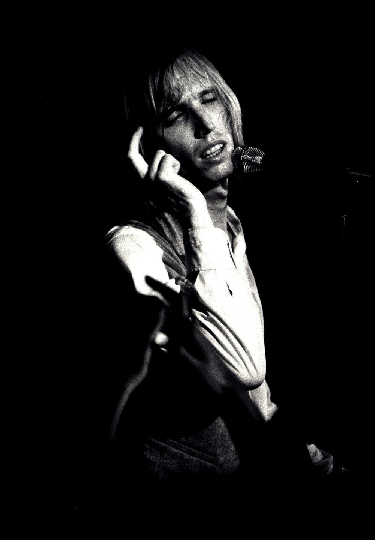 Tom Petty, 1978