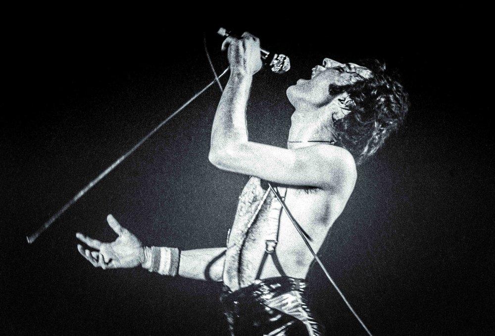 Freddie Mercury, 1978