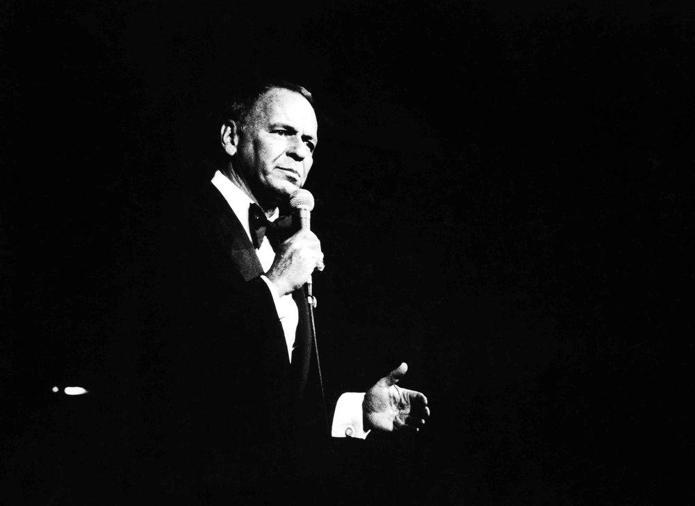 Frank Sinatra, 1976