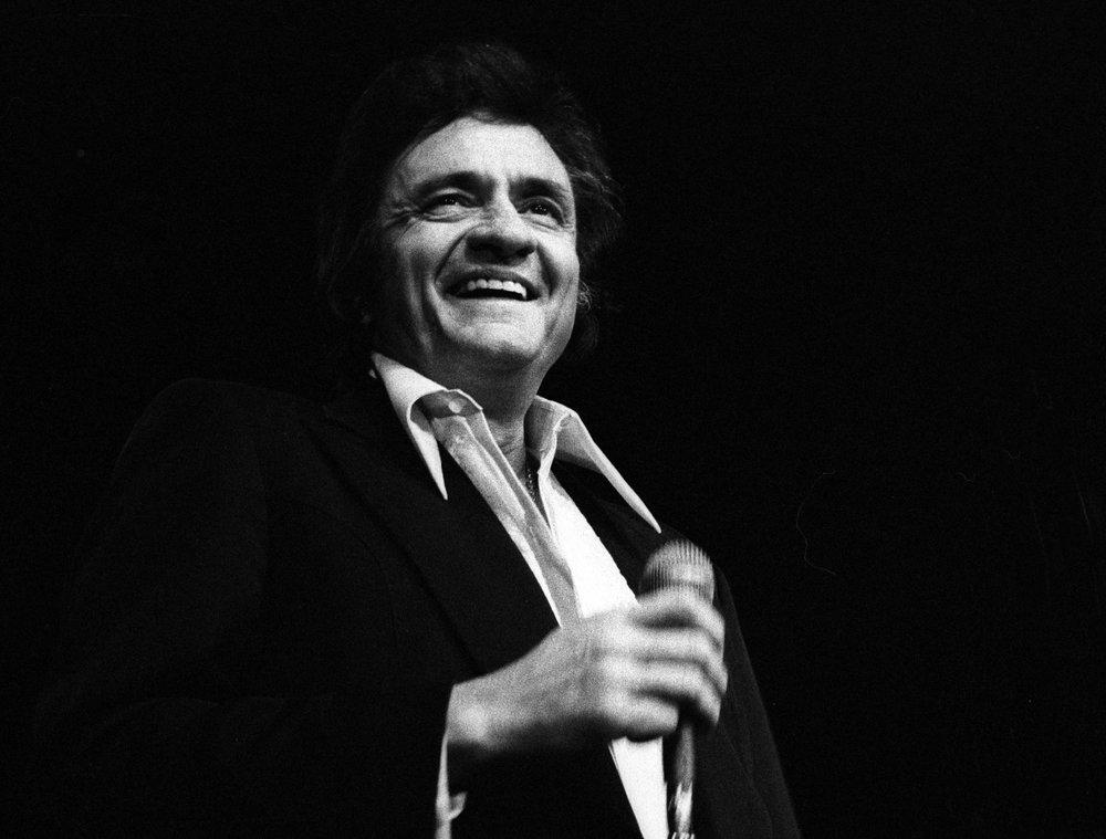 Johnny Cash, 1980