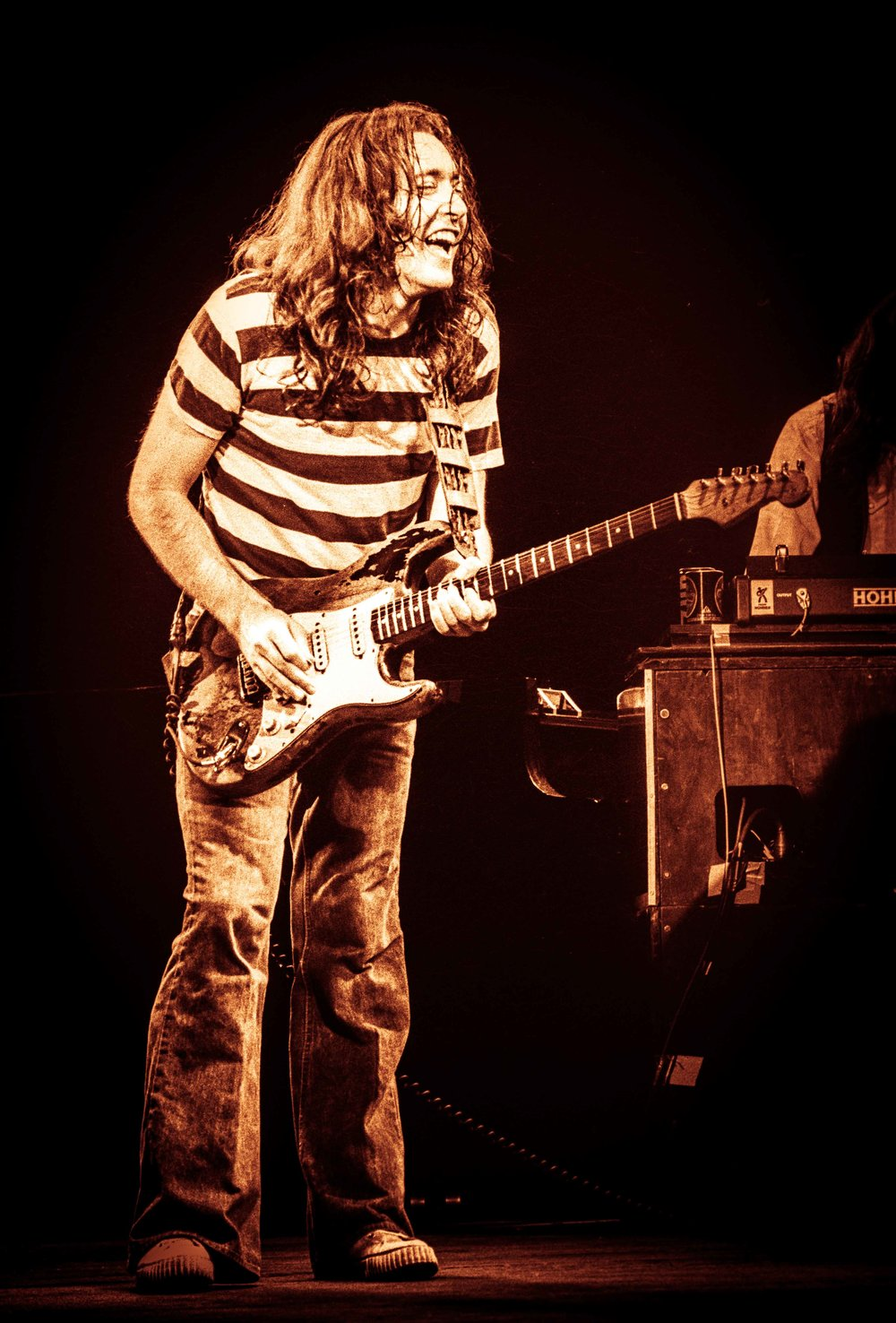 Rory Gallagher, 1978