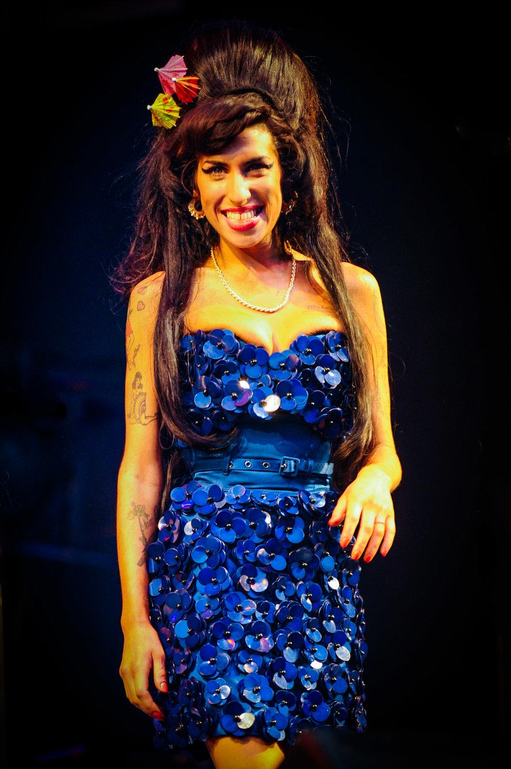 Amy Winehouse, 2008