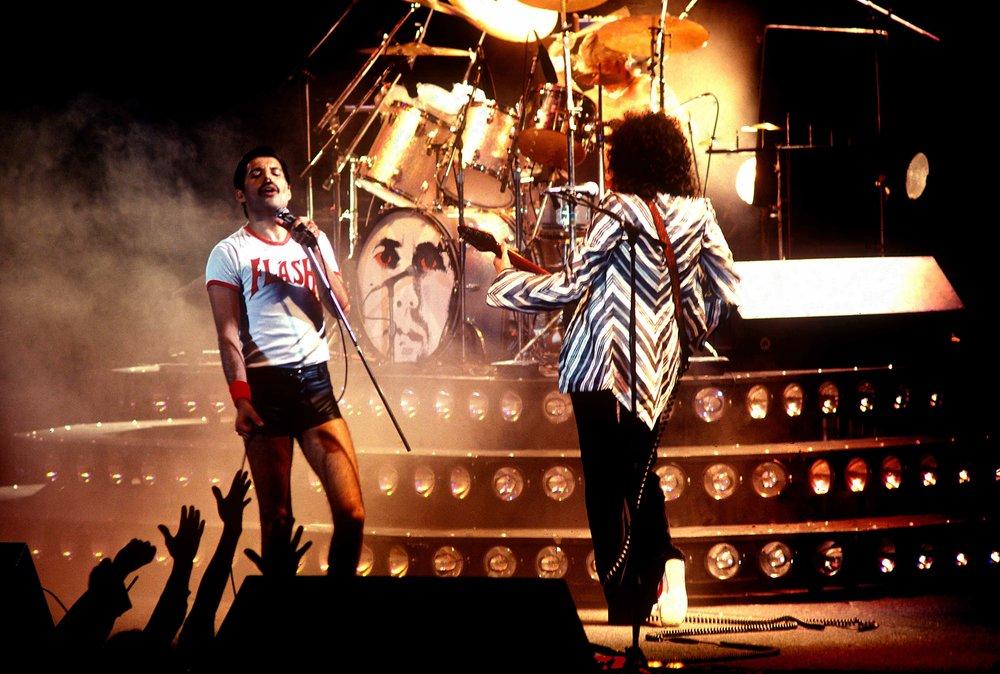 Queen, 1980