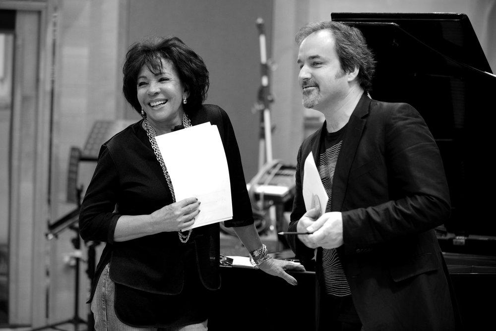 Dame Shirley Bassey & David Arnold, 2009