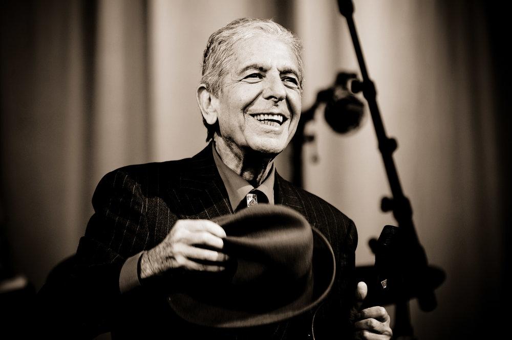 Leonard Cohen, 2008