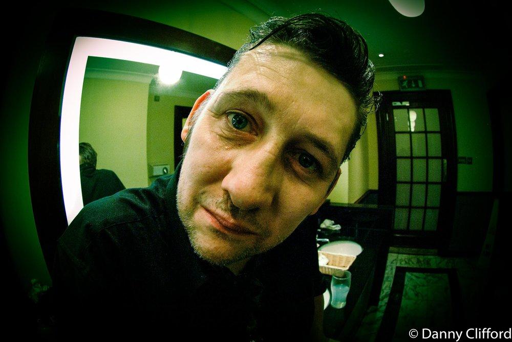 Yes Shane, you do look like Johnny Burnett…