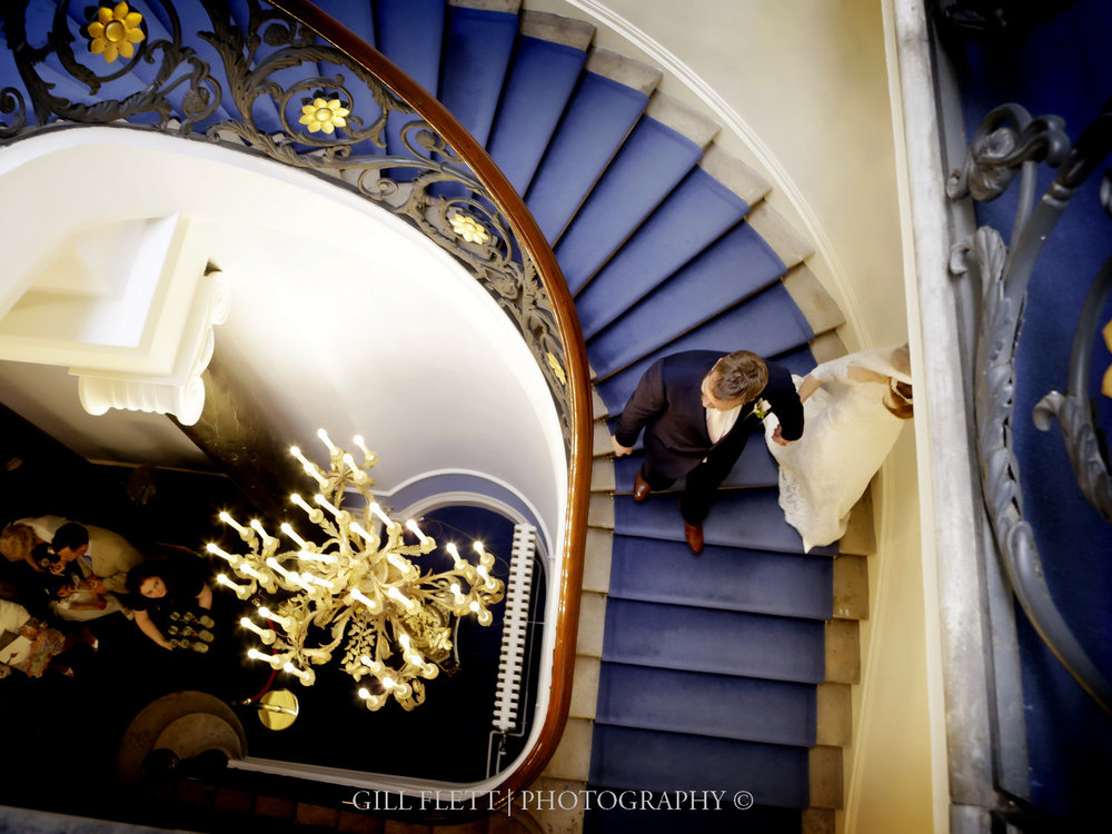 Carlton-House-Terrace-stairs-bride-groom-arrival-gillflett-photo.jpg