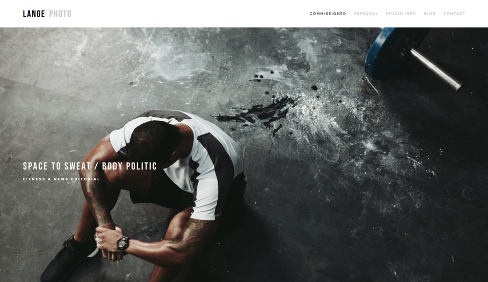 lange-squarespace-template