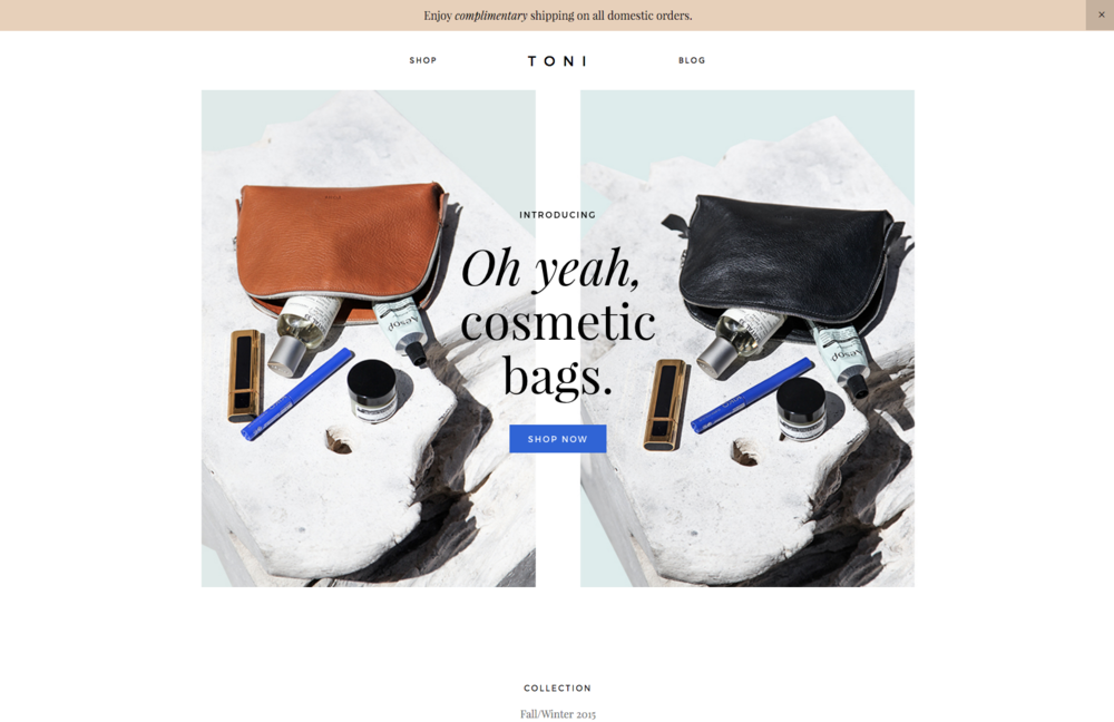 bytoni-squarespace-template