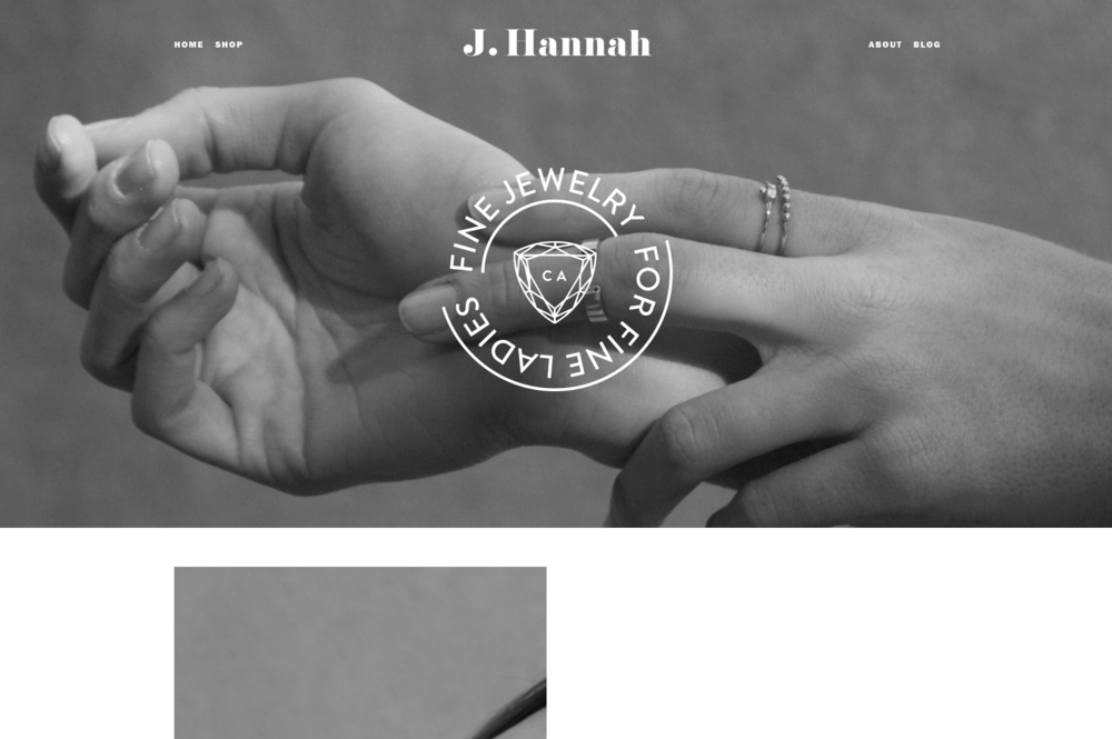 jhannah-squarespace-template