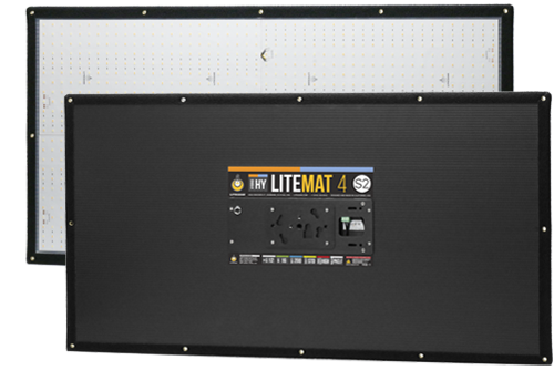 Litegear S2 LiteMat 4, Hybrid + C-Stand