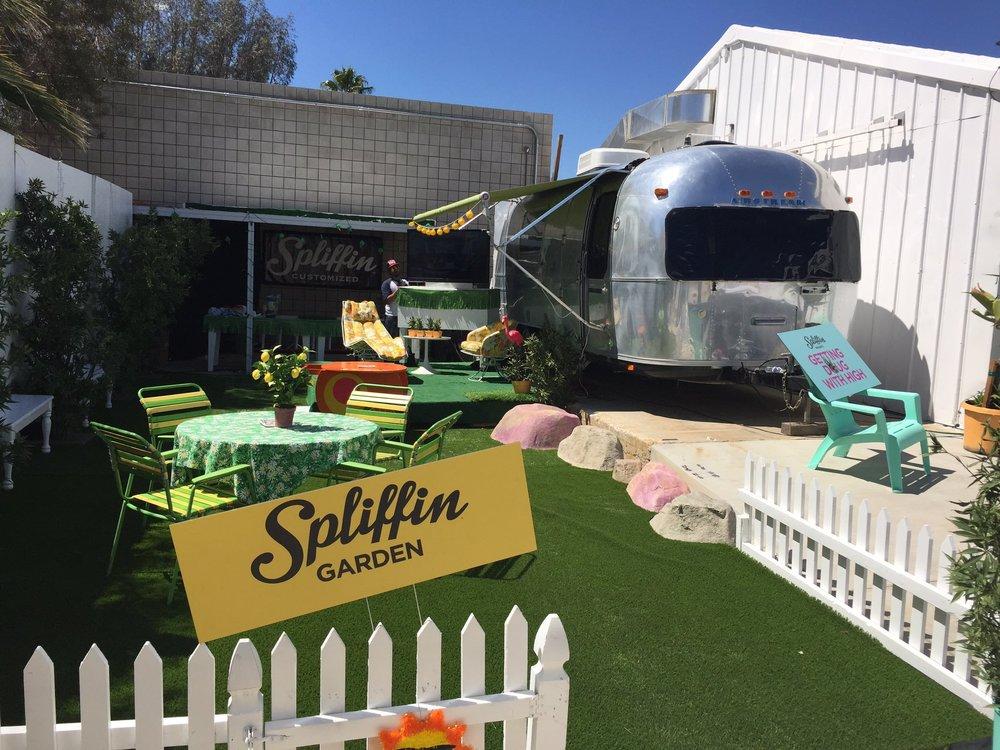 Spliffin Garden presents Getting Doug with High live stream branded activation