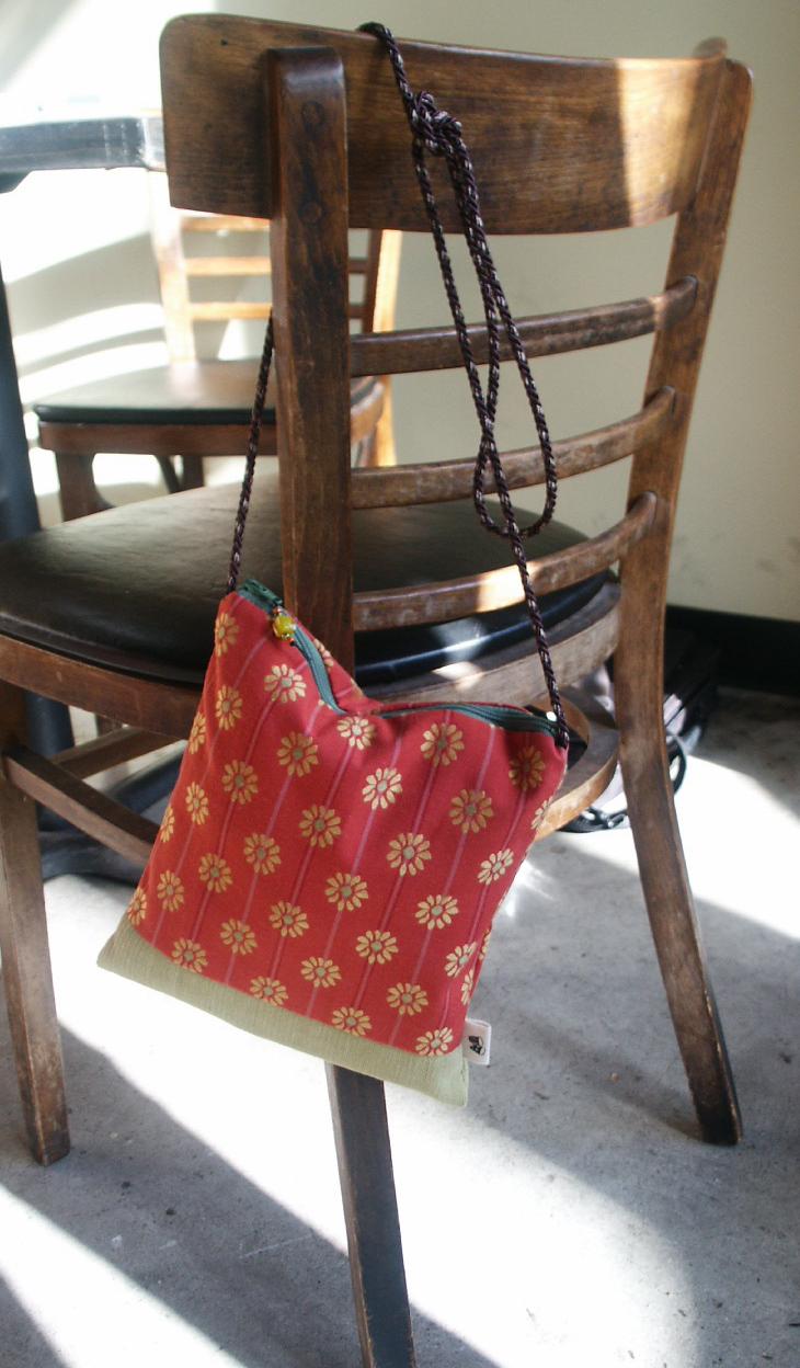 Square bag