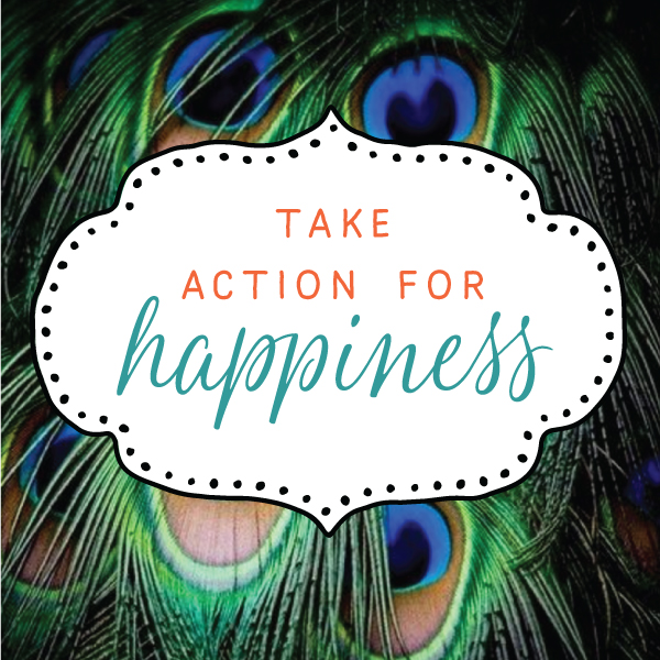 take action for happiness