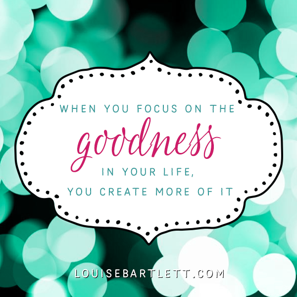 Create more goodness