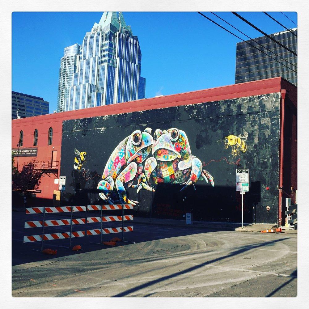 Street art - Austin, TX