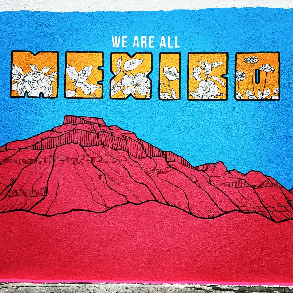 We are all Mexico