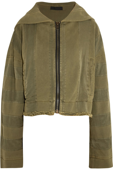 Haider Ackermann Hooded Jacket