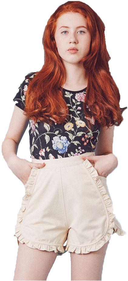 Samantha Pleet Floweret Shorts