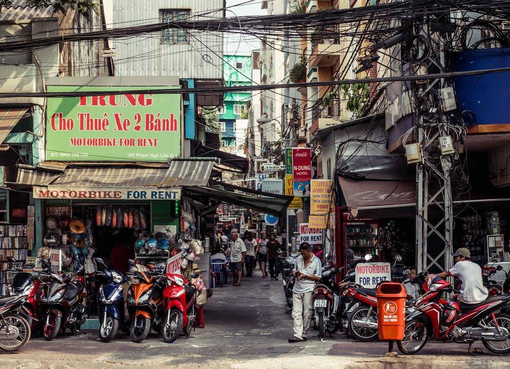 HI Chi Minh City - Vietnam
