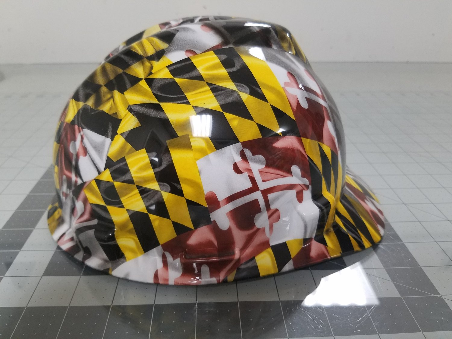 Hydrographic solutions · automotive · hard hats